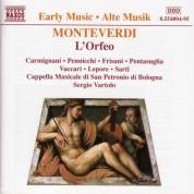 Monteverdi: Orfeo (L') - CD