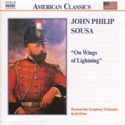 Sousa: On Wings of Lightning - CD