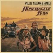 Willie Nelson: Honeysuckle Rose (Expanded) - Plak