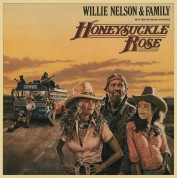 Willie Nelson: Honeysuckle Rose (Expanded) - Plak