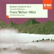 London Philharmonic Orchestra, Franz Welser-Möst: Bruckner: Symphony No.5 - CD