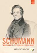 Takács Quartet, Zoltán Kocsis, András Schiff: Schumann: Kinderszenen, Kreisleriana, Symphonic Etudes, Piano Quintet - DVD
