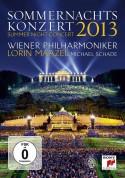 Wiener Philharmoniker, Lorin Maazel: Summer Night Concert 2013 - DVD