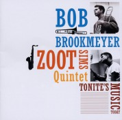 Bob Brookmeyer, Zoot Sims Quintet: Tonite's Music Today - CD