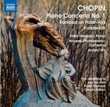Eldar Nebolsin: Chopin: Piano Concerto No. 1 - Fantasia on Polish Airs - Krakowiak - CD