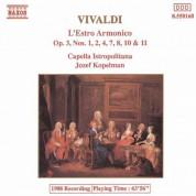 Vivaldi: L' Estro Armonico, Op. 3 - CD