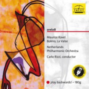 Nederlands Philharmonisch Orkest, Carlo Rizzi: Ravel: Bolero, La Valse - Plak