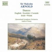 Arnold, M.: Dances - CD