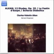 Alkan: 12 Etudes, Op. 35 / Le Festin D'Esope / Scherzo Diabolico - CD