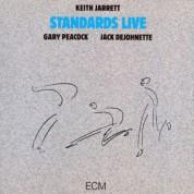 Keith Jarrett, Gary Peacock, Jack DeJohnette: Standards Live - CD