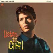 Cliff Richard: Listen To Cliff! - Plak