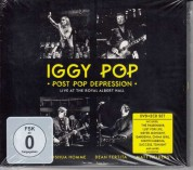 Iggy Pop: Post Pop Depression: Live At The Royal Albert Hall - CD