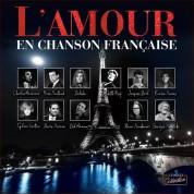 Çeşitli Sanatçılar: Lamour en Chanson Française - Plak