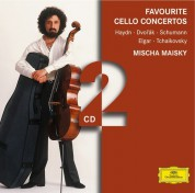 Mischa Maisky, Giuseppe Sinopoli, Philharmonia Orchestra, Chamber Orchestra of Europe: Mischa Maisky - Favourite Cello Concertos - CD