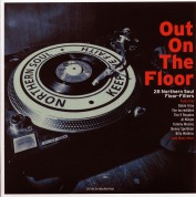 Çeşitli Sanatçılar: Out On The Floor - 28 Northern Soul Floor-Fillers (Red Vinyl) - Plak