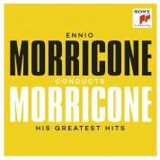Ennio Morricone conducts Morricone - His Greatest Hits - CD