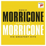 Ennio Morricone conducts Morricone - His Greatest Hits - CD