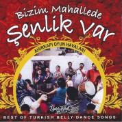 Çeşitli Sanatçılar: Bizim Mahallede Şenlik Var - Ahırkapı Oyun Havaları - CD