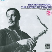 Dexter Gordon: Tower of Power - CD