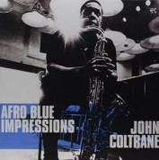 John Coltrane: Afro Blue Impressions - Plak