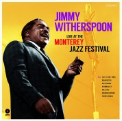 Jimmy Witherspoon: At The Monterey Jazz Festival + 2 Bonus Tracks! - Plak