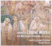 Thomas Walter, Philip Mayers, Cappella Amsterdam, Daniel Reuss: Janacek: Choral Works Janácek's - CD