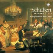 Martijn van den Hoek: Schubert: Impromptus - CD