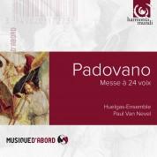 Huelgas Ensemble: Padovano: Missa a 24 - CD