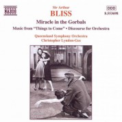 Bliss: Miracle in the Gorbals / Discourse for Orchestra - CD