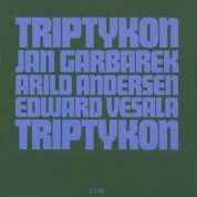 Jan Garbarek, Arild Andersen, Edward Vesala: Triptykon - CD