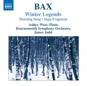 Ashley Wass: Bax: Winter Legends - CD
