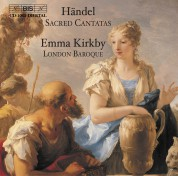 Emma Kirkby: Handel - Sacred Cantatas - CD