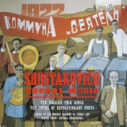 Tatyana Kravchenko, Chorus of the Academy of Choral Arts, Victor Popov: Shostakovich: Choral Music - CD