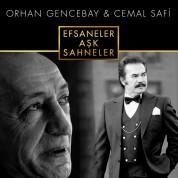 Orhan Gencebay, Cemal Safi: Efsaneler Aşk Sahneler - CD
