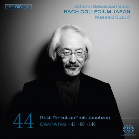 Bach Collegium Japan, Masaaki Suzuki: J.S. Bach: Cantatas, Vol. 44 - SACD