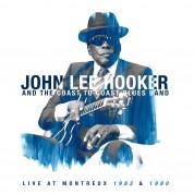 John Lee Hooker: Live At Montreux 1983 & 1990 - Plak