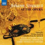 Çeşitli Sanatçılar: Johann Strauss II at the Opera - CD