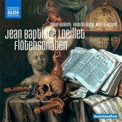 Daniel Rothert: Loeillet de Gant: Recorder Sonatas, Opp. 1-4 - CD