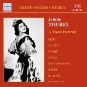 Tourel, Jennie: Vocal Portrait (A) (1946-1952) - CD
