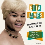 Etta James: Something's Got A Hold On Me - Plak