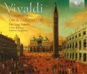 Pier Luigi Fabretti, L'Arte dell'Arco, Federico Guglielmo: Vivaldi: Complete Oboe Concertos - CD