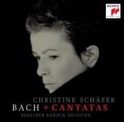 Christine Schafer: J.S. Bach: Cantatas - CD