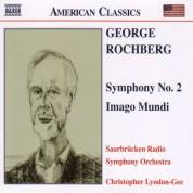 Rochberg: Symphony No. 2 / Imago Mundi - CD
