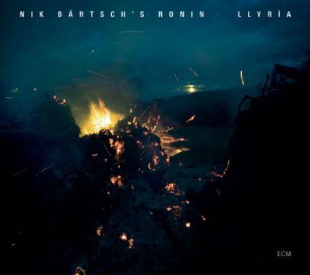 Nik Bärtsch's Ronin: Llyria - CD