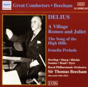 Delius: Village Romeo and Juliet (A) (Beecham) (1946-1952) - CD