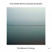 Evan Parker Electro-Acoustic Ensemble: The Moment's Energy - CD