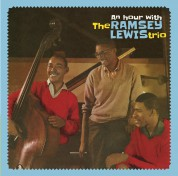 Ramsey Lewis: An hour with The Ramsey Lewis trio - CD