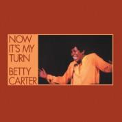 Betty Carter: Now It's My Turn - Plak