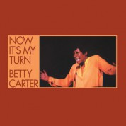 Betty Carter: Now It's My Turn - Plak