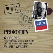 Valery Gergiev, Kirov Opera & Orchestra of The Mariinsky Theatre: Prokofiev: Operas - CD